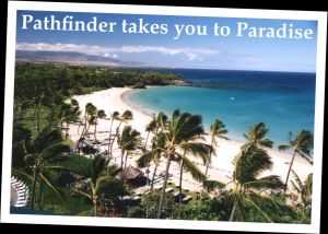 Pathfinder Travel takes you to Paradise.